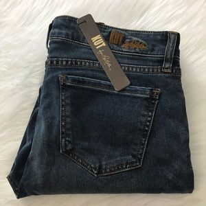 NEW wTag-KUT from the Kloth Ankle Jeans Sz 10